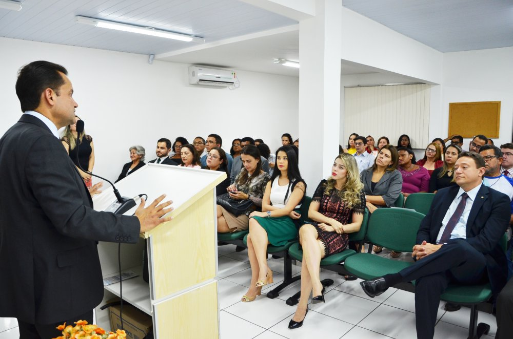 Núcleo regional da DPE é reinaugurado em Bacabal