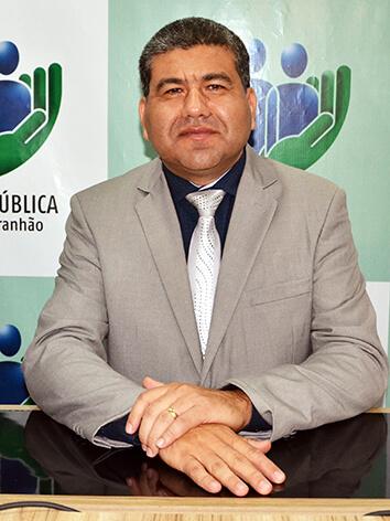 Corregedor Geral José Augusto Gabina de Oliveira