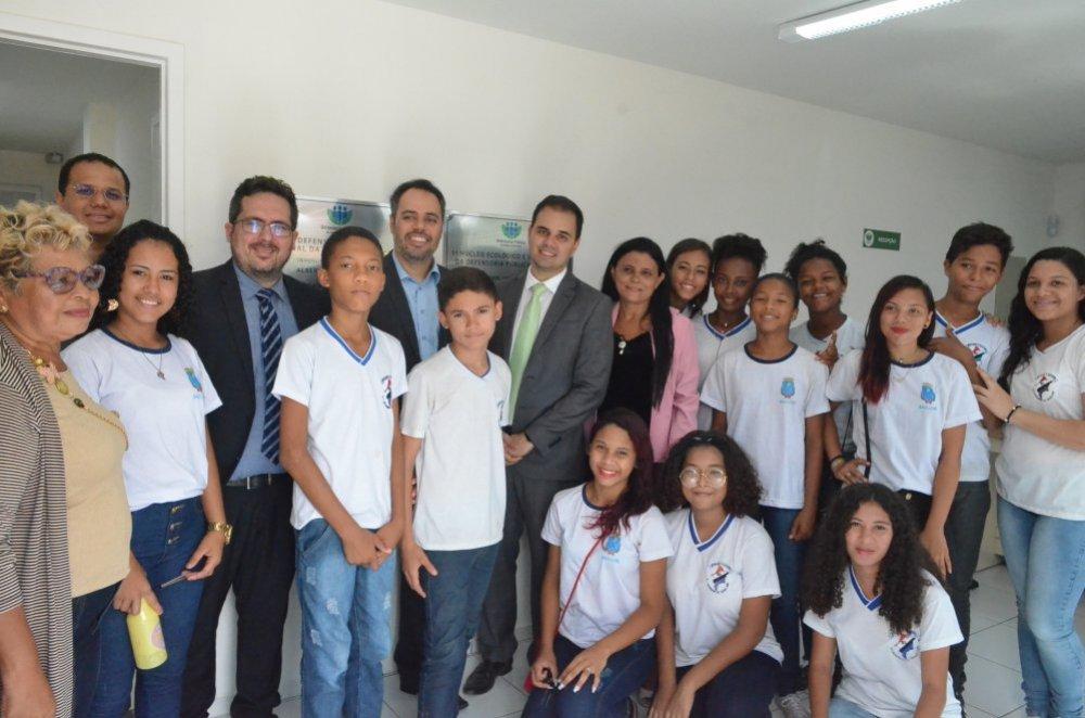 Inauguração do primeiro núcleo ecológico e sustentável na área Itaqui-Bacanga VIII