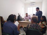 DPE reúne defensores populares e lideranças do Itaqui-Bacanga para reunião de alinhamento estratégico