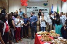 Café da manhã marca comemorações de fim de ano na Defensoria Pública