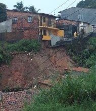 Judiciário acata Ação Civil Pública da DPE e obriga Município a realizar obras em áreas atingidas por chuvas no Sacavém