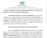 Defensoria pede na Justiça que Município regularize fornecimento de fraldas para pessoas com deficiência ou doença grave
