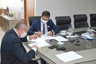 Convênio oportunizará à Defensoria e ao Ministério Público utilizarem terrenos para implantação de unidades integradas