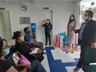 Subdefensor discute estratégias de atuação com a sociedade civil de Morros e Rosário