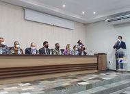 Defensor-geral participa, em Santa Inês, de evento de implantação da Patrulha Maria da Penha naquele município