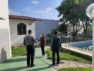 Defensoria realiza inspeções em instituições de longa permanência para idosos em São Luís