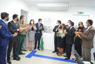 Defensoria inaugura novas instalações do Núcleo de Execução Penal, em São Luís