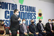 Subdefensor-geral prestigia Encontro Estadual de Catadores e Catadoras de Resíduos Sólidos do Maranhão