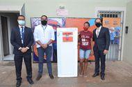 DPE/MA e Equatorial entregam mais 31 geladeiras a famílias do Residencial José Chagas