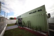 Defensor-geral retoma inaugurações, entregando, em Grajaú, o oitavo econúcleo da instituição no estado