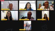 Ouvidoria da DPE/MA participa de lançamento nacional da campanha de combate à violência menstrual, reiterando parceria em favor da causa