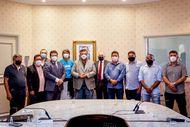 Subdefensor-geral representa instituição em evento de lançamento do Selo Unicef 2021-2024