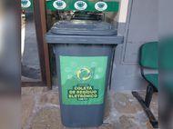 DPE/MA integra campanha de coleta de resíduos eletrônicos da OAB disponibilizando ponto para o descarte