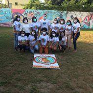 Defensoria Pública participa de encontro com meninas da Cidade Olímpica em prol do protagonismo juvenil