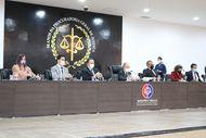 Defensoria e MP discutem regularização fundiária e destinação de resíduos sólidos com gestores municipais