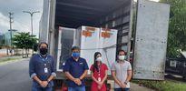 Defensoria e Equatorial MA entregam geladeiras a 60 famílias da Ilhinha, em São Luís
