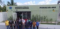 Defensoria Pública inaugura 40º núcleo regional da instituição e o 2º ecológico do Brasil