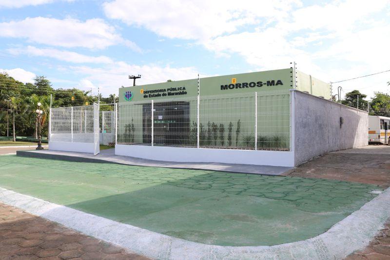INAUGURAÇÃO NÚCLEO REGIONAL DE MORROS II