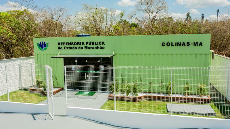 INAUGURAÇÃO NÚCLEO REGIONAL DE COLINAS II
