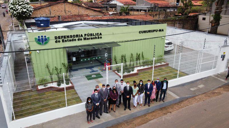 INAUGURAÇÃO NÚCLEO REGIONAL DE CURURUPU II