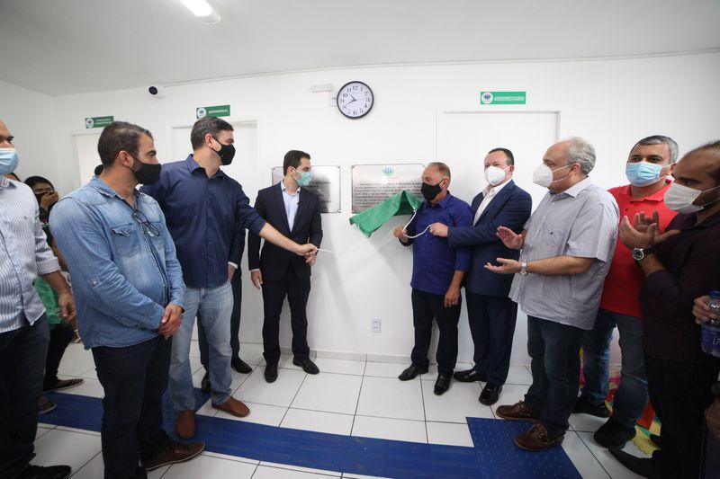 INAUGURAÇÃO NÚCLEO REGIONAL DE PARNARAMA II