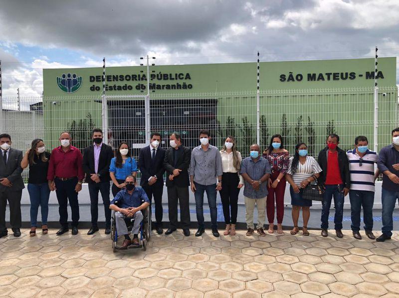 INAUGURAÇÃO DO NÚCLEO REGIONAL DE SÃO MATEUS